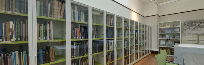 Kirkcaldy Galleries - Local & Family History Room