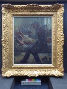 Sickert painting restored